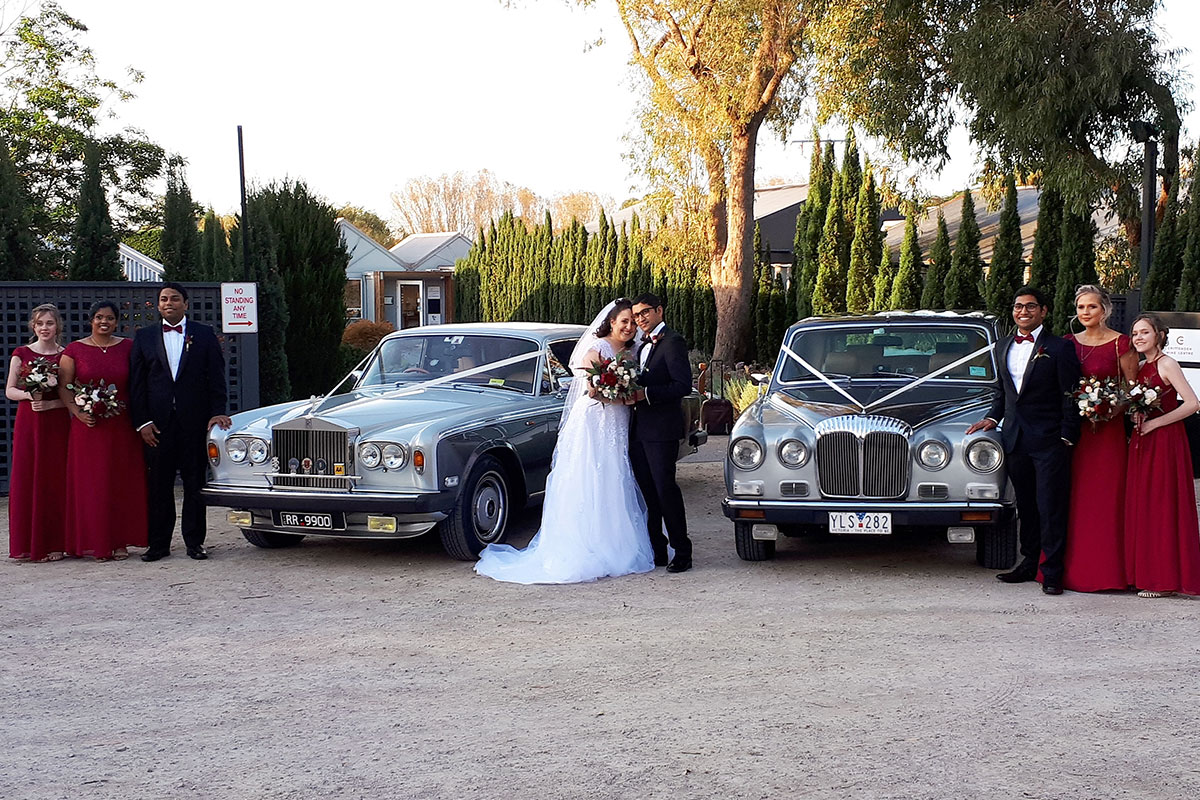 Who Goes in Wedding Cars