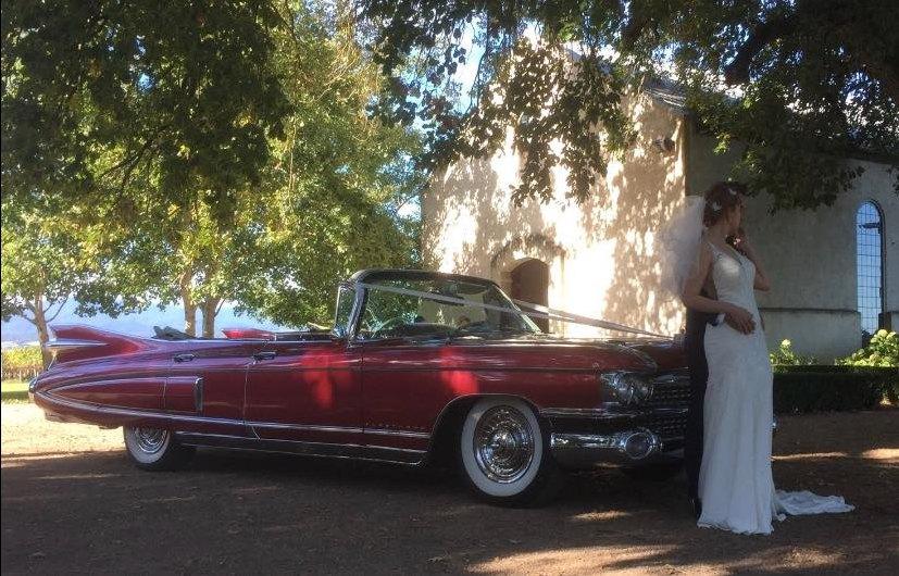 Wedding Cars Yarra Valley