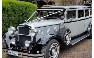 Vintage Wedding Cars – Cars from Another Era
